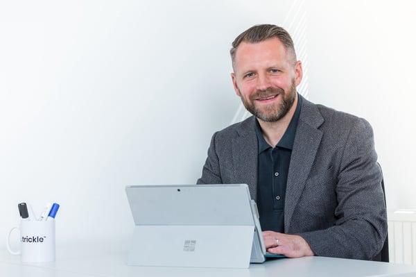 Paul Reid, CEO at Trickle